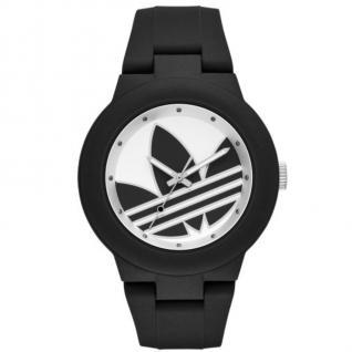 Adidas ADH3119 ABERDEEN Uhr Damenuhr Kautschuk schwarz