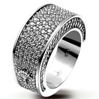 Joop JPRG90546A Damen Ring Silber Charlize mit Zirkonia weiß Gr.55