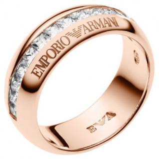 Emporio Armani EG3159 Damen Ring Silber rosé 56 (17.8)