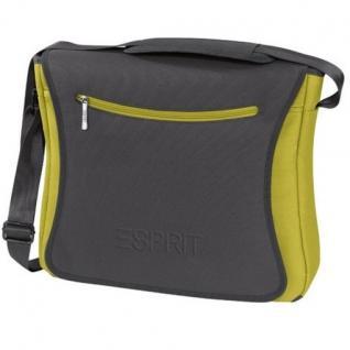 """Esprit messenger bag curry 16933 Laptoptasche 15"""" Messenger Bag Tasche"""