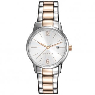 Esprit ES100S62016 esprit-tp100s6 two tone rosé gold Uhr Datum rosé