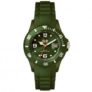 Ice-Watch SP.SI.LOD.S.S.15 Ice-Safari Grove Small Uhr Datum grün
