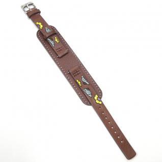 Fossil Uhrband LB-JR1112 Original Lederband JR 1112