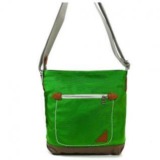 Esprit PAIGE Grün P15030-327 Damen Handtasche Tasche Schultertasche