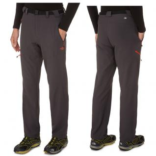 The North Face Herren Outdoor Hose A0UH-NA6-28 M Paseo Pant Grau 42