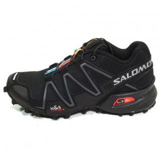 Salomon Damen Schuhe Speedcross 3 W Schwarz 327845 Trail Schuhe Gr. 40