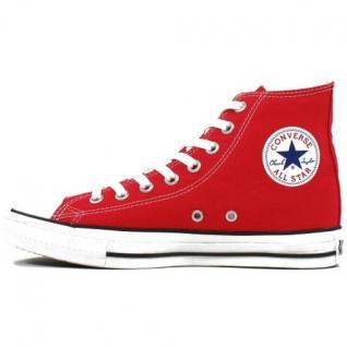 Converse Damen Schuhe All Star Hi Rot M9621 Chucks Sneakers Gr. 39