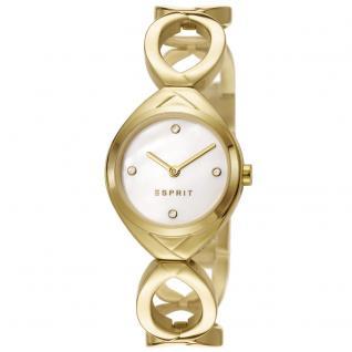 Esprit ES108072002 audrey gold Uhr Damenuhr vergoldet gold