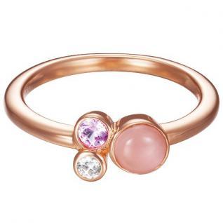 Esprit Damen Ring ES-SWEET PARFAIT ROSE Silber 56 (17.8)
