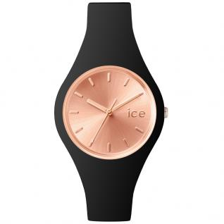 Ice-Watch ICE.CC.BRG.S.S.15 ICE CHIC Black Rose Gold Damenuhr schwarz