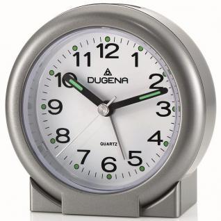 DUGENA 4460455 Wecker Alarm grau