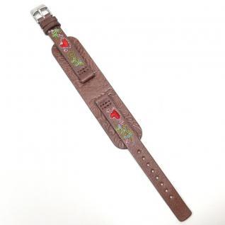 Fossil Uhrband LB-JR1113 Original Lederband JR 1113