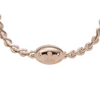 Fossil Halskette JA5713791 Damen Collier Schlüsselloch 71 cm