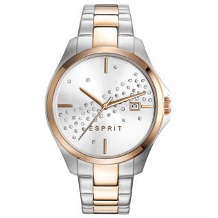 Esprit ES108432005 esprit-tp10843 two tone rosé gold Uhr Datum rosé