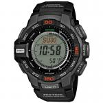 CASIO PRG-270-1ER PRO TREK Uhr Herrenuhr Resin Datum Alarm schwarz