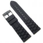 Fossil Uhrband LB-FS4605 Original FS 4605 Kautschuckband 24 mm