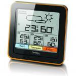 Oregon RAR502 Wetterstation Digital schwarz