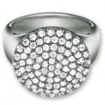 Esprit 4429036 Damen Ring Silber estella Größe 56 (18.0 )