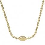 Fossil Halskette JA5714710 Damen Collier Schlüsselloch 71 cm