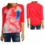 Only Damen Pullover Pulli 15097224 ALMA 3/4 Pullover Knit Pink Gr. XL