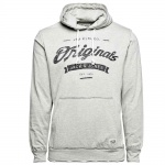 Jack & Jones Kapuzenpullover 12086879 VISION Sweat Hood Grau Gr. XL