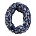 Pieces Schal VILJE Tube Scarf Blau 17070536 Loop 105 cm