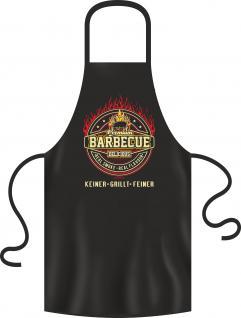 Grillschürze - Premium Barbeque Grill Schürze