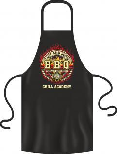 Grillschürze - BBQ Grill Academy Schürze