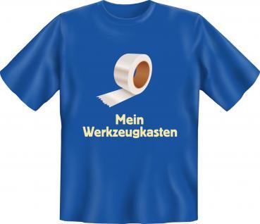 Fun T-Shirt - Mein Werkzeugkasten Tape - Vorschau 1