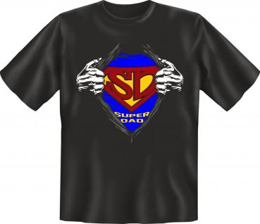 Vatertag T-Shirt - Superdad
