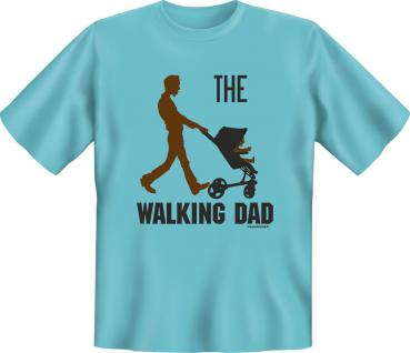Vatertag T-Shirt - The Walking Dad