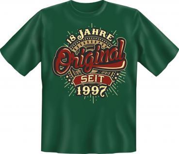 Geburtstag T-Shirt - Original seit 1997