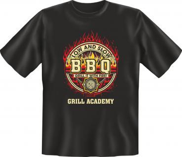 BBQ T-Shirt - Grill Academy