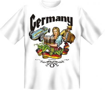 Deutschland T-Shirt - Germany - Vorschau