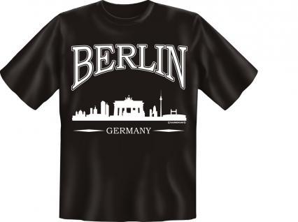 Deutschland T-Shirt - Skyline Berlin Germany