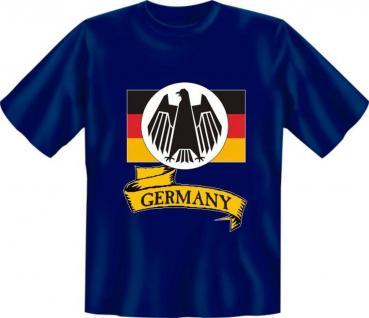 Deutschland T-Shirt - Adler Germany - Vorschau 1