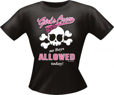 Girlie T-Shirt - Girls Crew - Vorschau 1
