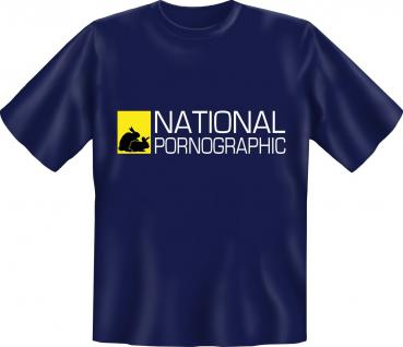 T-Shirt - National Pornographic - Vorschau