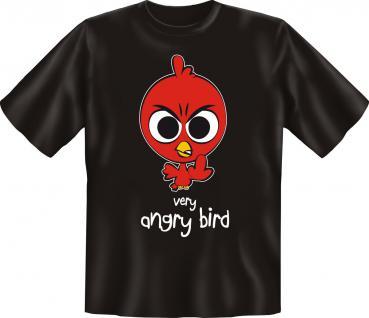 T-Shirt - Very angry Bird
