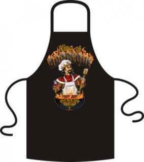 Grillschürze - King of Barbeque