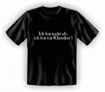 Geburtstag T-Shirt - Ein Klassiker - Vorschau