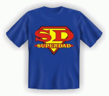 Fun T-Shirt - SuperDad