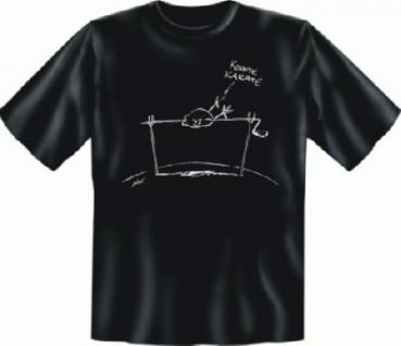 Fun T-Shirt - Konnte Karate