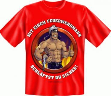 Feuerwehr T-Shirt - Feuerwehrmann
