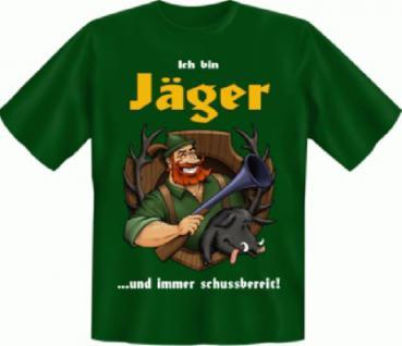 Jagd T-Shirt - Meister Jäger