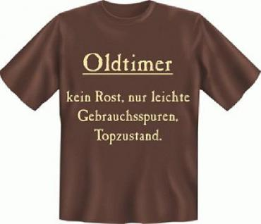 Geburtstag T-Shirt - Oldtimer - Vorschau