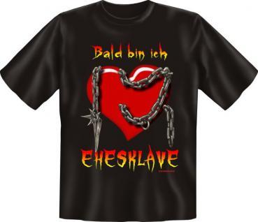 T-Shirt - Bald Ehesklave