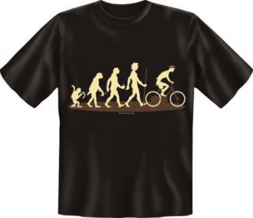 Fahrrad T-Shirt - Evolution Rad