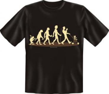 Vatertag T-Shirt - Evolution Papa - Vorschau 1