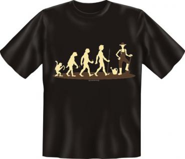 T-Shirt - Evolution Garten 1